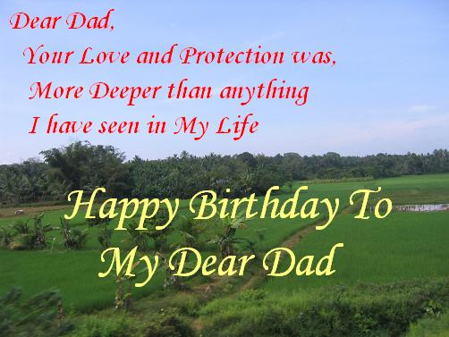 birthday card for dad post card from greetings, Birthday card