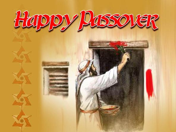 jewish passover card with image from 365greetings com