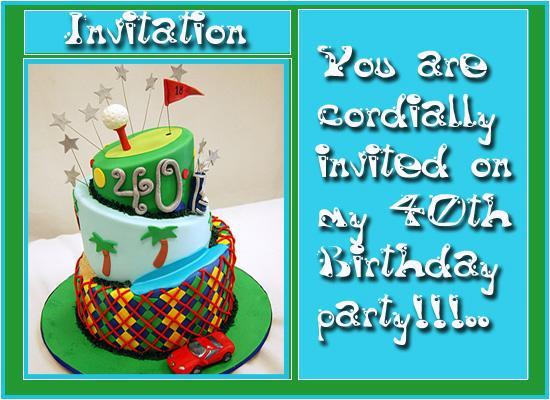 birthday invite ecards