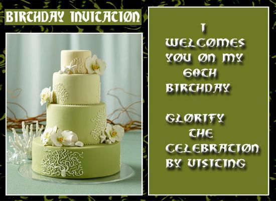 Doc Free Birthday Invite Ecards Printable Birthday – Free Invitation Ecards for Birthday Party