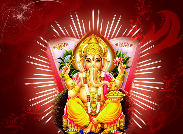 Lord Ganesha Hd Images Free Downloads For Wedding Cards: Lord Ganesh Card From 365greetings.com