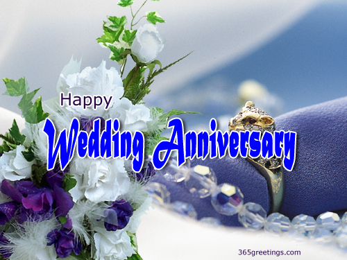 Wedding anniversary wishes for parents post card from