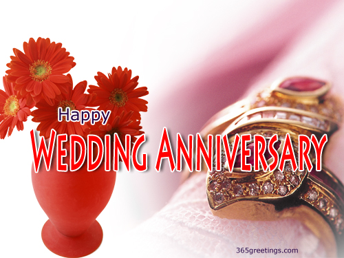 Wedding anniversary wishes to husband post card from greetings
