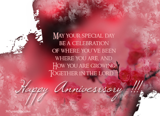 Happy anniversary messages post card from greetings