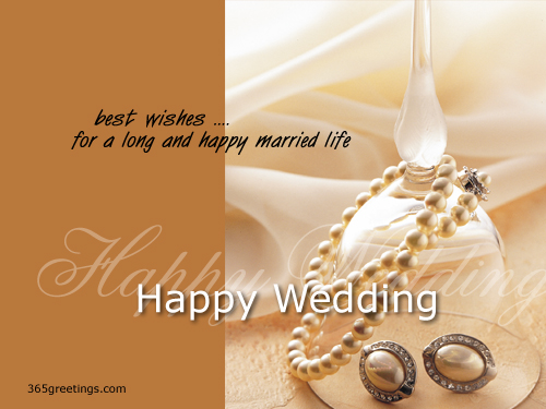 Wedding Wishes For Best Friend From 365greetings