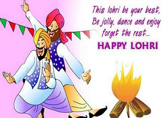 Happy Lohri Card - Post card From 365greetings.com